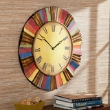 Multicolor Wall Clock by Southern Enterprises