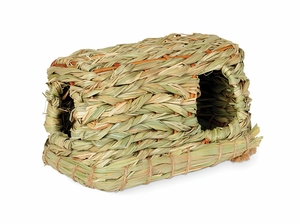 Nature's Hideaway Grass Hut Toy, Small