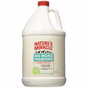 Nature's Miracle No More Marking Stain & Odor Remover, Gallon (p-5560)