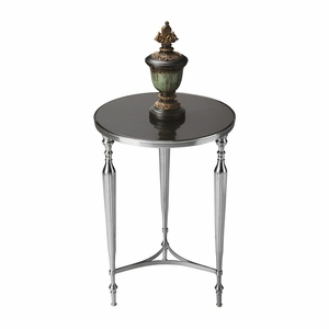 Butler Home decor Furniture End Table Finish Type Nickel 2881220