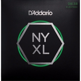 Nickel Wound Electric Guitar Strings, Extra Super Light, 8-38 by D'Addario