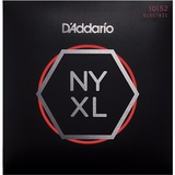 Nickel Wound Electric Guitar Strings, Light Top / Heavy Bottom by D'Addario
