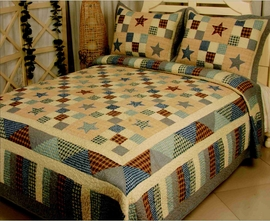Buy King Size Handmade & Patchwork Quilts Online ... : handmade cotton quilts - Adamdwight.com