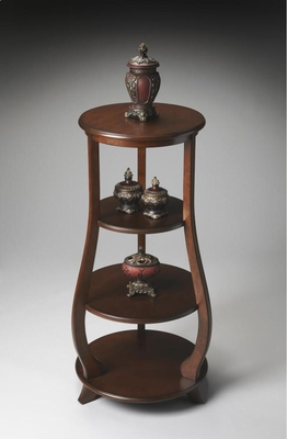 """Nutmeg Etagere 44.25""""H by Butler Specialty"""