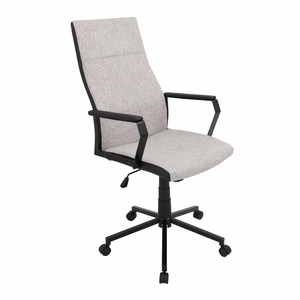 OFC-AC-CN T-T Congress Height Adjustable Office Chair with Swivel