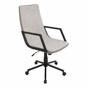 OFC-AC-SN T-T Senator Height Adjustable Office Chair with Swivel