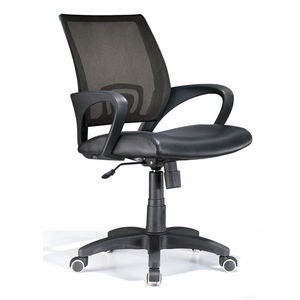 Officer Office Chair Black by Lumisource