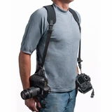 OPTECH USA 6501082 Double Sling (Black)