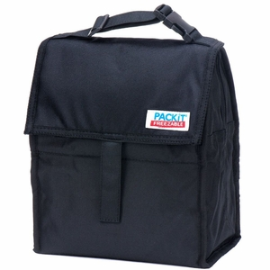 PackIt Lunch Bag, Black