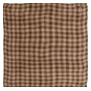 Patriotic Patch Plaid Table Cloth 60x60 - 10434 by VHC Brands