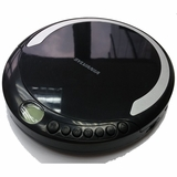 Personal Basic CD Player with Earphones