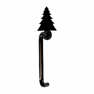Pine Tree - Door Handle - Vertical