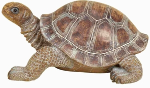 POLYSTONE TURTLE 15 INCHES WIDE FOR TABLEdecor - 98281 by Benzara