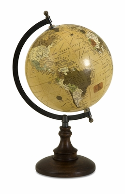 Priceless and Accurate Windsor Globe by IMAX