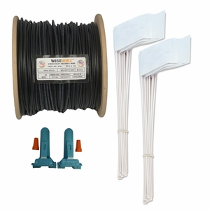 PSUSA WiseWire 14 gauge Boundary Wire Kit 1000ft