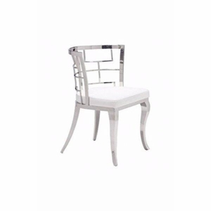QUINCE DINING CHAIR WHITE