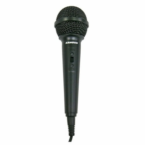 Samson R10S Dynamic Multimedia Karaoke Vocal Microphone with On/Off Switch