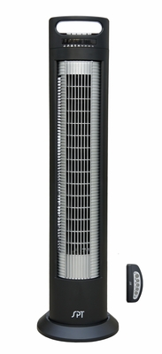 Reclinable Tower Fan with Ionizer