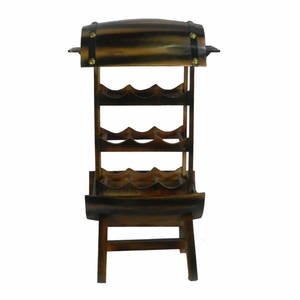 Remarkable - Tier Wine Rack - Benzara