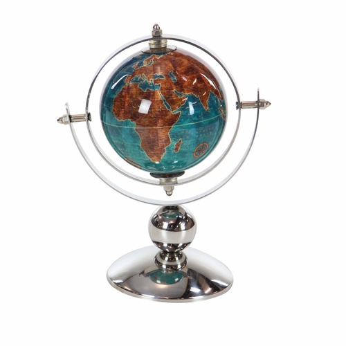 Buy Reno World Globe For Home Office Decor 6 W 9 H At