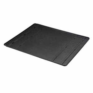 Richell Convertible Floor Tray Black 41.3- 79.9x 33.9x 0.8 Inch