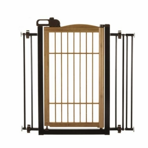 Richell Tak One-Touch Pet Gate