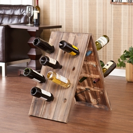 wineracks wooden wine racks with alternative and quirky designs at