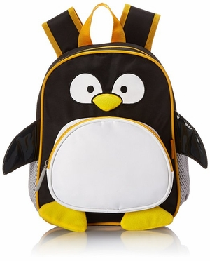 Rockland Jr. My First Black Back Pack One Size