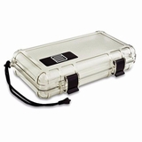 S3 T3000 Dry Protective Gun Case, Frosted Clear