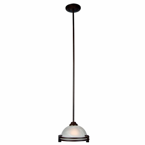 Buy Sequoia Collection Modern 1 Lights Mini Pendant Series In Dark Brown By Yosemite Home Decor