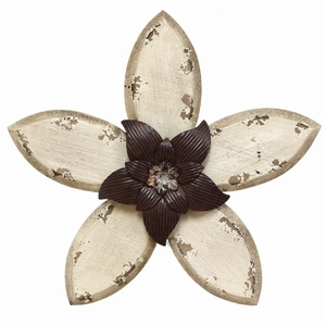 Shd0166 Antique Flower Wall Decor