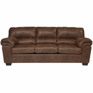 Signature Design by Ashley Bladen Sofa in Coffee Faux Leather [FSD-1209SO-COF-GG]