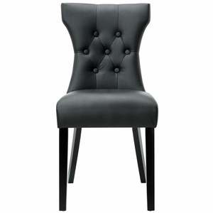 Silhouette Dining Side Chair Black