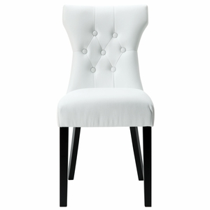Silhouette Dining Side Chair White