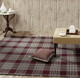 Simple Great Jackson Wool & Cotton Rug Rect by VHC Brands