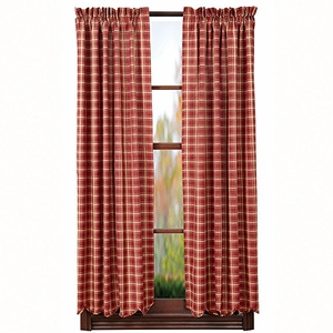Simply Lovely Set of 2 Kendrick Short Panel by VHC Brands