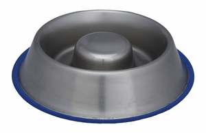 IDP-800097 Slow Feed Dish 0.60 mm Thickness with Silicon Bonded Rubber Ring