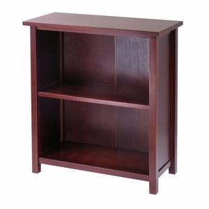 Smart and Chic 3 Tier Milan Wooden Storage Shelf by Winsome Woods