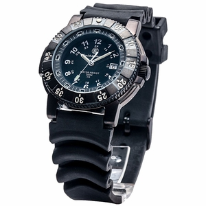 Smith & Wesson 357 Series - Diver Watch - Rubber - SWISS TRITIUM