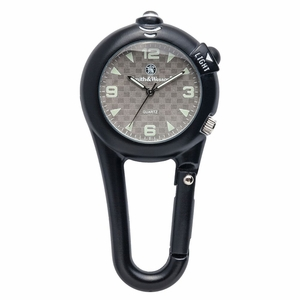 Smith & Wesson Smith & Wesson Carabiner Watch - Black