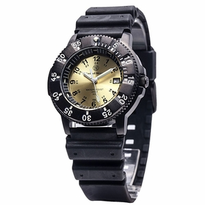 Smith & Wesson Sport Watch - Yellow - SWISS TRITIUM
