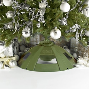 Snow Joe H092 Holiday Rotating Tree Stand for Artificial Trees Up to 8.5 Feet