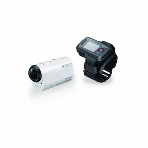 Sony Action Cam Mini AZ1 with Live View Remo
