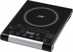 SPT-RR-9215-Micro-Computer Radiant Cooktop by Sunpentown