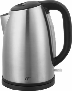 SPT-SK-1716 1.7L Stainless Cordless Kettle by Sunpentown