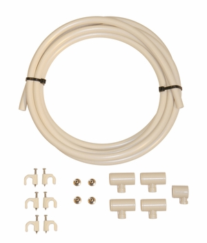 SPT-SM-3804-3/8 inch Extension Kit with 6 Nozzles and 10-foot hose by Sunpentown