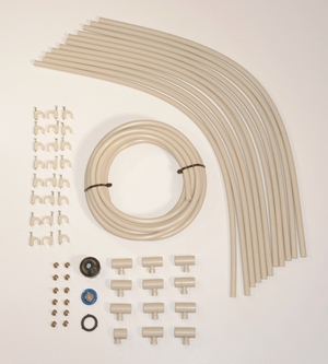 SPT-SM-3812-3/8 inch Cooling Kit with 12 Nozzles, 1 18-foot hose, and 11 2-foot hose Segments by Sunpentown