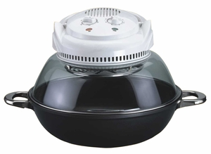 Sunpentown Convection Oven Wok Base and Nano-Carbon plus FIR Heating