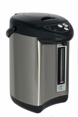 SPT-SP-3619 3.6L Hot Water Dispenser with Dual-Pump System - Stainless Steel by Sunpentown