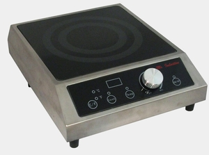 SPT-SR-183C-1800W Commercial Induction (Countertop) by Sunpentown